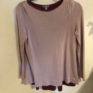 Purple long sleeve from Paris